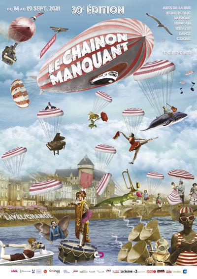 Festival Le Chainon Manquant 2021