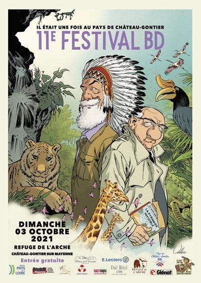 Festival BD du Pays de Château-Gontier