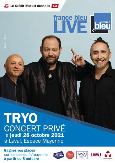 France Bleu Live : Tryo