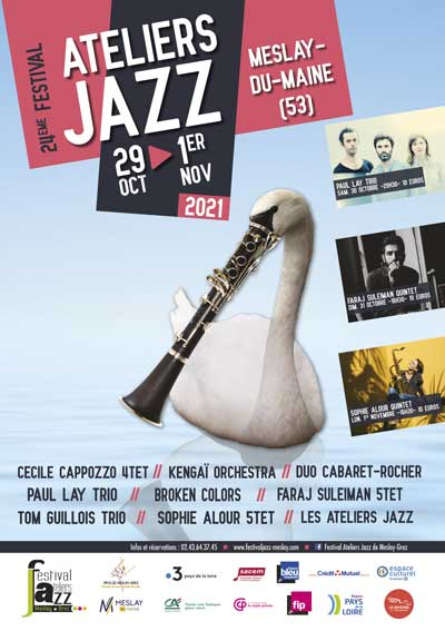 Festival Ateliers Jazz 2021